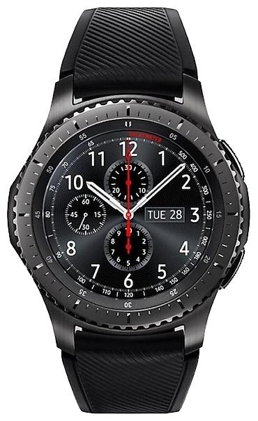 Смарт-часы Samsung Gear S3 frontier, titan SM-R760NDAASER