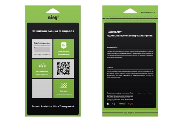 Ainy для HTC Desire 728, глянцевая UPG1041602