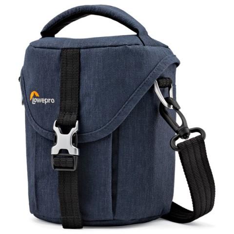 Сумка для фотокамеры Lowepro Scout SH 100 B - текстиль, ремешок на руку, плечевой ремень