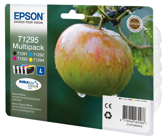 �������� �������� Epson �1295 Multipack C13T12954010