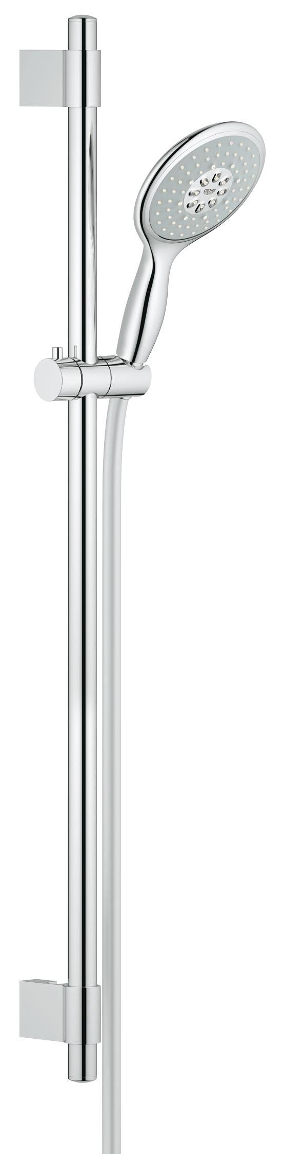Grohe 27738000 Power&Soul 130 (ручной душ, штанга 900 мм, шланг 1750 мм) с ограничением расхода воды, хром (27738000)