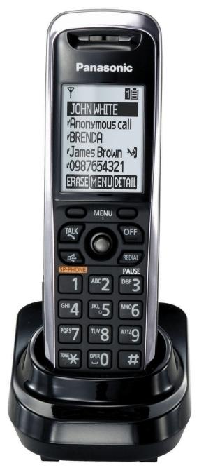 �������������� ������ ��� VoIP-�������� Panasonic KX-TPA50B09, ���� ������������ ������, ����� ������ � ������ ��������� 5 �