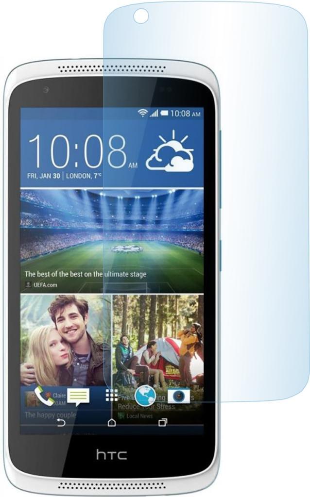 Защитная пленка skinBOX для HTC Desire 526G+, глянцевое