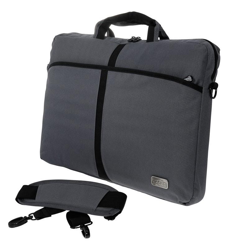 Сумка PC PET PCP-A1317 (для ноутбука 17''), Grey PCP-A1317GY