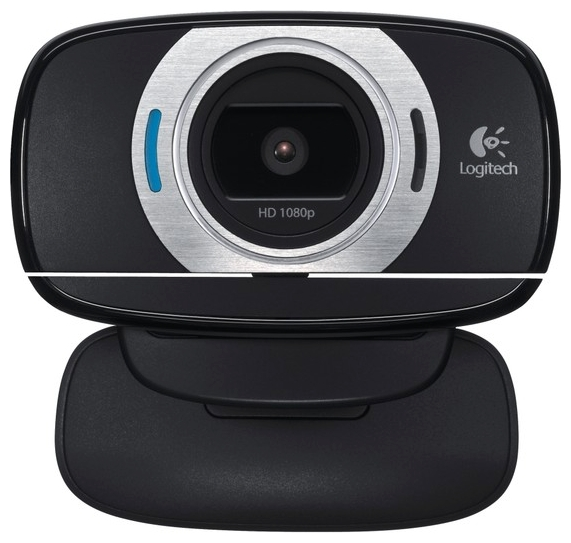 Веб-камера Logitech HD Webcam C615 960-001056