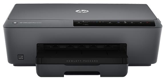 HP Officejet Pro 6230 - (A4; печать цветная; термическая струйная; двухсторонняя есть • Интерфейсы: Ethernet (RJ-45), FireWire (IEEE 1394), Wi-Fi, 802.11n, USB 2.0 • Печать на: карточках, пленках, этикетках, фотобумаге, глянцевой бумаге, конвертах, матовой бумаге)
