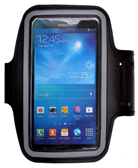 Чехол SkinBox Sport Cases T-S-U6.0-002, 6.0'', универсальный, Black