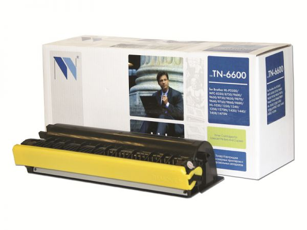 NV-Print Brother TN-6600 - ; на 6000 страниц • Brother HL-1030, HL-1030e, HL-1240, HL-1250, HL-1270, HL-1270n, HL-1430, HL-1440, HL-1450,