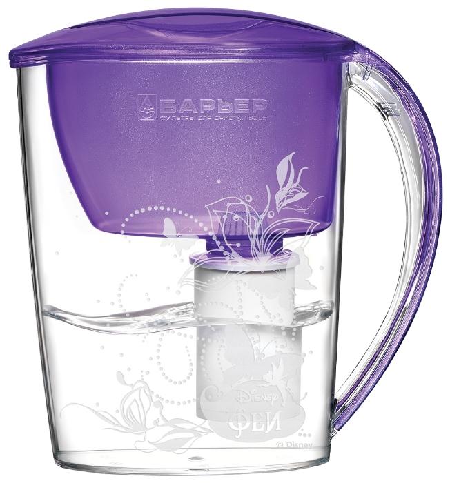 Фильтр для очистки воды Барьер Феи, violaceous К49248