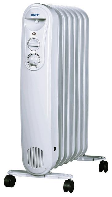 Радиатор масляный Unit UOR-723 UOR-723 (7 секций)