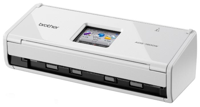 Сканер Brother ADS-1600W ADS1600WR1