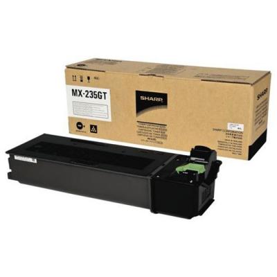 Картридж лазерный Sharp MX-235GT с IC-чипом, Black