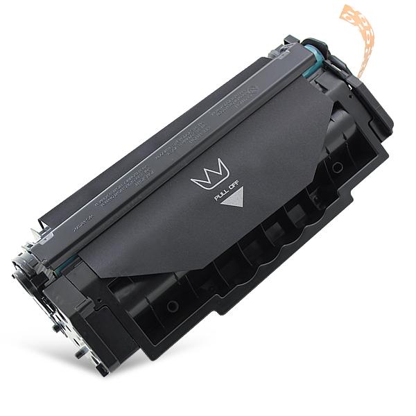 Crown CM-Q5949A, Black - чёрный; на 2000 страниц А4 при 5% заполнении • HP: 1160, 1320, 1320N, 3390, 3392 Canon: LBP-3300. CM000001268