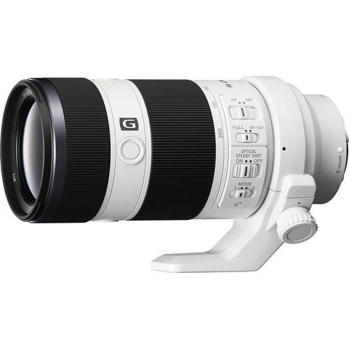 Фотообъектив Sony 70-200mm f/4 G OSS (SEL-70200G) Full Frame E-Mount SEL70200G.AE