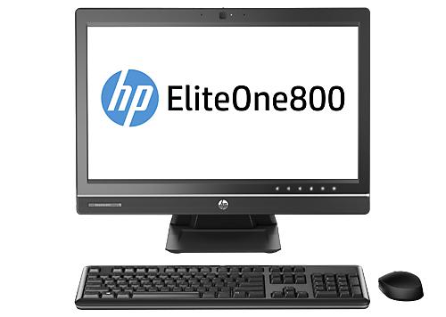 "HP EliteOne 800 (J7D39EA) - (Intel Core i3-4160 / 3.60 ГГц; 4 Гб; 500 Гб; ODD - DVD-RW • Экран 23"" 1920x1080; Intel HD Graphics (интегрированная) • LAN 10-1000 Мбит/с; Wi-Fi 802.11 a/b/g/n; Bluetooth есть • MS Windows 8 Professional (64-bit))"