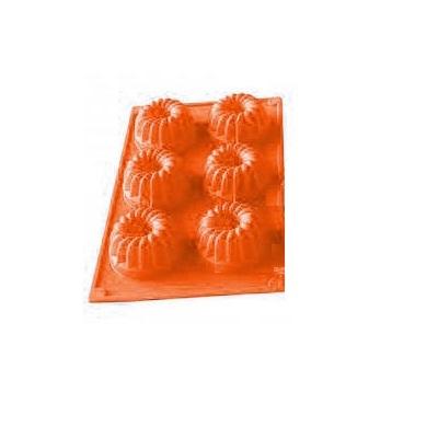Форма для выпекания Regent Silicone 93-SI-FO-24,1 orange 93-SI-FO-24.1