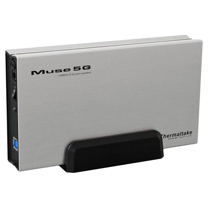 "Корпус для жесткого диска Thermaltake Muse 5G 3.5"" USB3.0 External Hard Drive Enclosure ST0042Е"