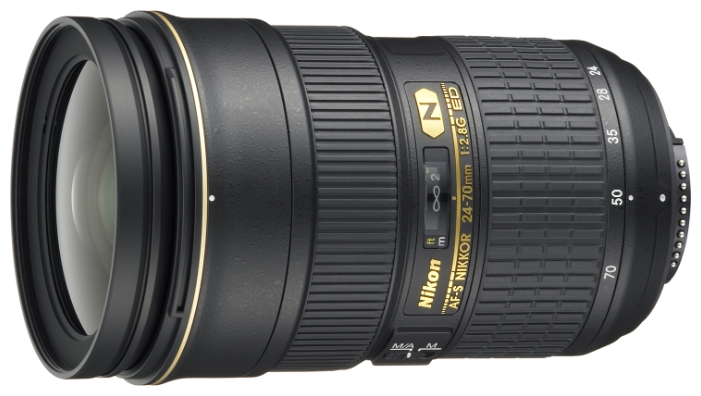 Фотообъектив Nikon 24-70mm f/2.8G ED AF-S Nikkor JAA802DA