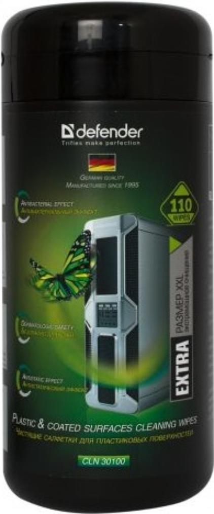 Чистящие салфетки Defender CLN 30100 Pro 110