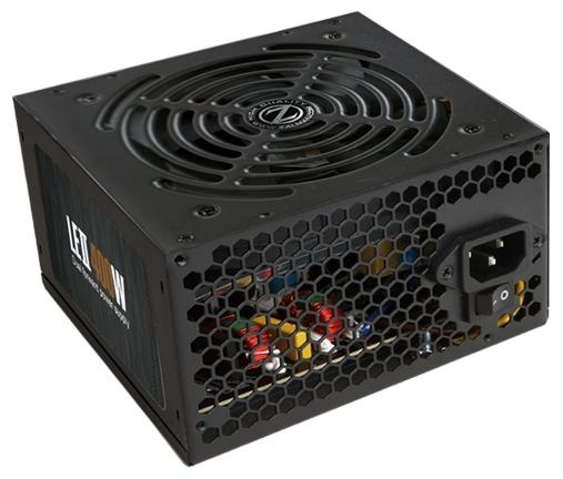 Zalman ZM600-LE II 600W - 600 Вт, 1 вентилятор (120 мм), PFC нет, линия +12В(1) - 28 A, линия +12В(2) - 28 A • Molex: 3 / SATA: 6