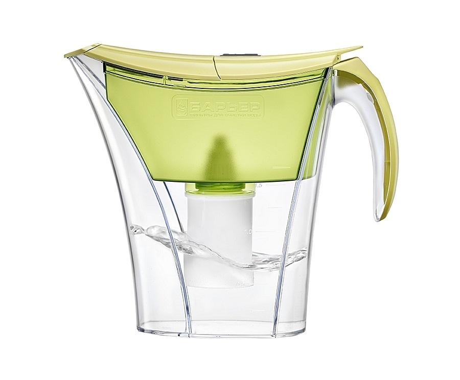 Фильтр для очистки воды Барьер-Смарт, pistachio К49238