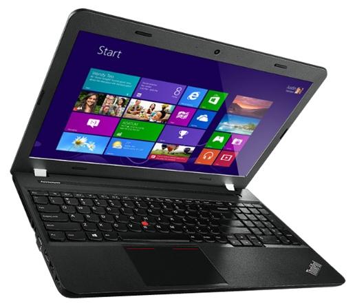 Lenovo THINKPAD Edge E555 (20DH001TRT), Black - (A8 7100 1800 МГц. Экран 15.6 дюймов, 1366x768, широкоформатный. ОЗУ 4 Гб DDR3 1600 МГц. Накопители HDD 500 Гб; DVD-RW, внутренний. GPU . ОС Win 8 64)