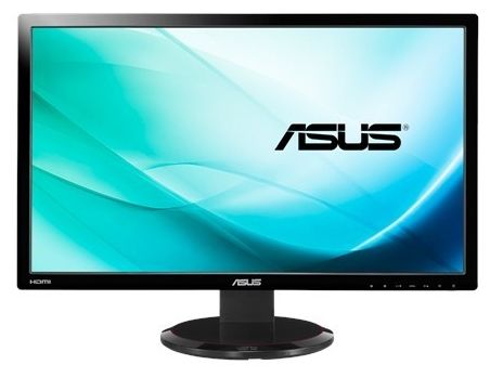 "ASUS VG278HV 27"" Black - (27"", WLED, 1920x1080 (16:9), 300 кд/м2, 50000000:1, 1 мс, 16.7 млн. цветов, стереоколонки (2x3 Вт), DVI-D (HDCP), HDMI, VGA (D-Sub), аудио стерео)"