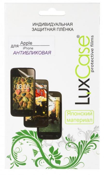 Защитная пленка LuxCase для Apple iPhone 7 (Антибликовая)