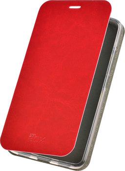 Чехол-книжка SkinBOX Lux для Meizu M3 Note red