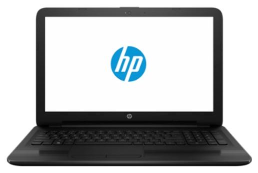 HP 15-ay502ur (Y5K70EA), Black - (Intel Pentium N3710 1600 МГц. Экран 15.6 дюймов, 1366x768, широкоформатный. ОЗУ 4 Гб DDR3L 1600 МГц. Накопители HDD 500 Гб; DVD нет. GPU Intel HD Graphics 405. ОС Win 10 Home)