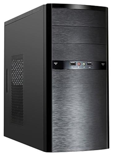 Корпус для компьютера FOX 6822BK 450W, Black 193226