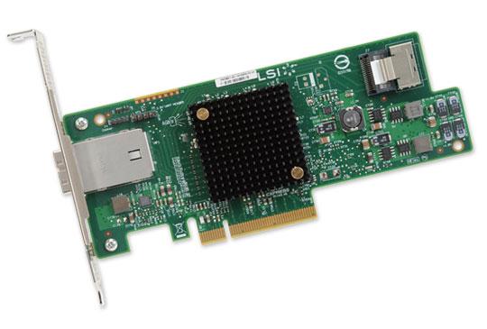 Контроллер LSI Logic 9207-4I4E (LSI00303) H5-25434-00