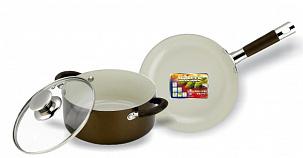 Набор посуды VITESSE VS-2239 (3 предмета)