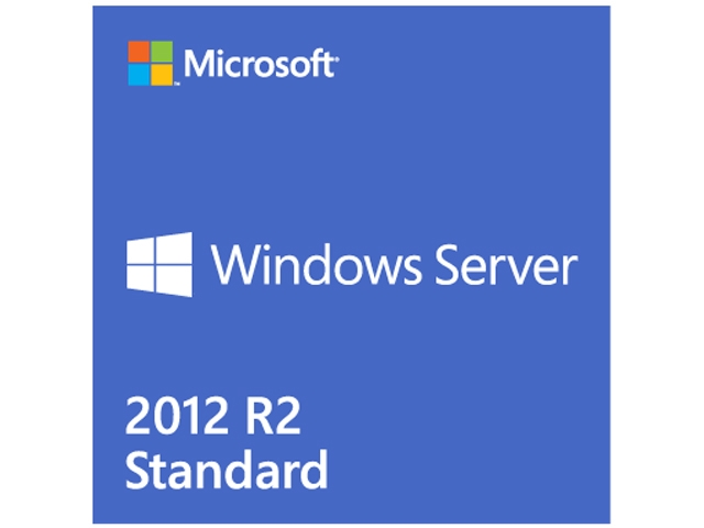 MS Windows Server Standard 2012 R2 64bit DVD (DSP OEI, P73-06174) - (Windows Server Standard 2012 R2; 64 бита; DSP OEI, для установки на 1 ПК; DVD-ROM • для сервера)