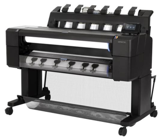Плоттер HP DesignJet T1530 36-in PostScript (L2Y24A)