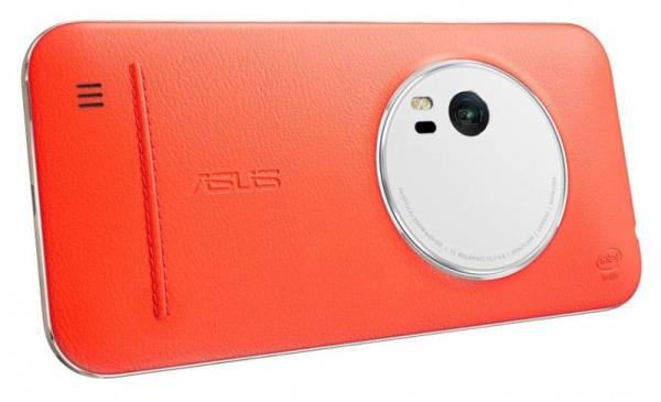Asus для Asus ZenFone ZX551ML Leather Case, orange - (Meizu M3 Note ; натуральная кожа)