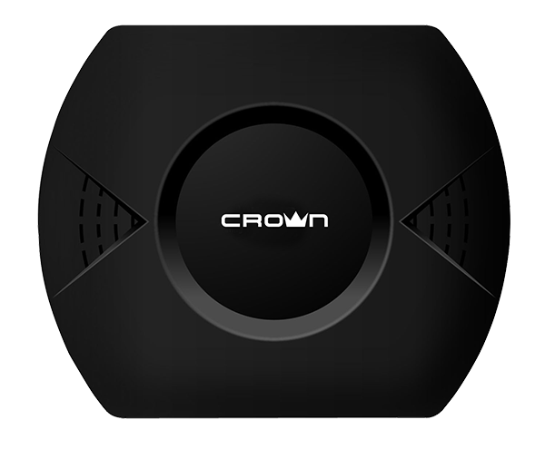 ��-��������� CROWN CMDV-001 (DVB-T2, USB, HDMI/RCA), Black CM000001399
