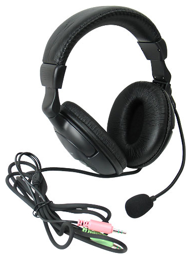 Гарнитура Defender HN-898 black