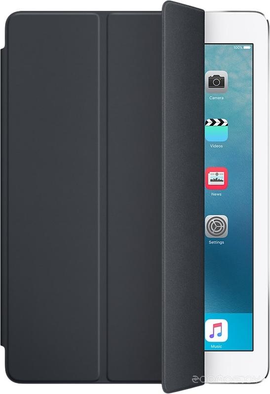 Чехол Smart Cover iPad Pro 9.7 Charcoal Grey MM292ZM/A