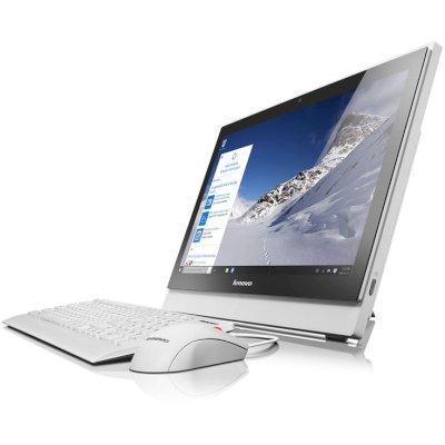 "Lenovo S400z (10K2001WRU), white - (Intel Core i3-6100U / 2.30 ГГц; 4 Гб; 500 Гб; ODD - DVD Super Multi • Экран 21.5"" 1920x1080; Intel HD 530 • LAN 10-1000 Мбит/с; Wi-Fi 802.11 a/b/g/n/ac; Bluetooth есть • MS Windows 7 Professional)"