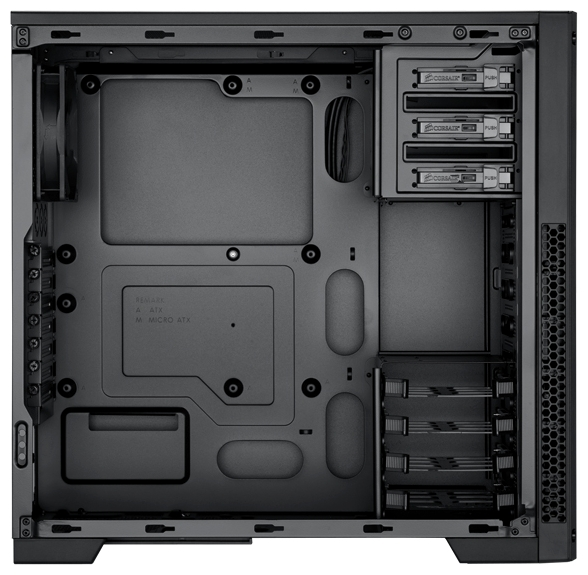 ������ ��� ���������� Corsair Carbide Series 300R Black CC-9011014-WW