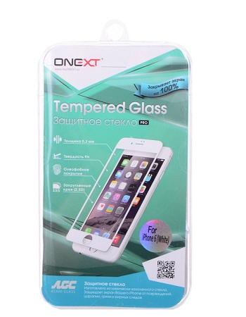 Onext 40934 для Apple iPhone 6/6s с белой рамкой