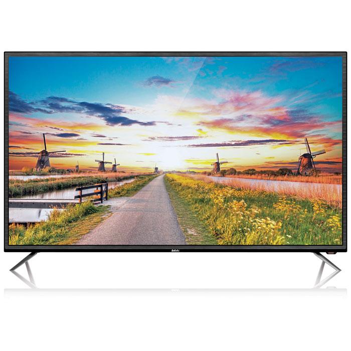 ЖК-телевизор BBK 55LEX-5027/FT2C/RU MB (черный)