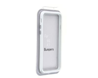 Чехол бампер для Apple iPhone 6/6s, white