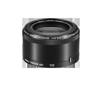 Фотообъектив Nikon AW 10mm/f2.8 JVA103DA