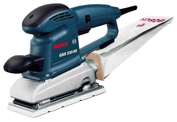 Шлифовальная машина Bosch GSS 230 AE [0601292670]