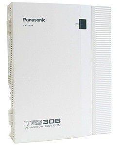 Мини-АТС Panasonic KX-TEB308RU KX-TEB308RU