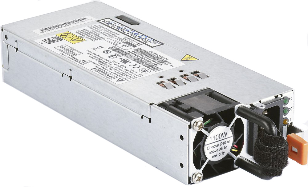 ���� ������� Lenovo 1100W Platinum Hot Swap (4X20F28577)