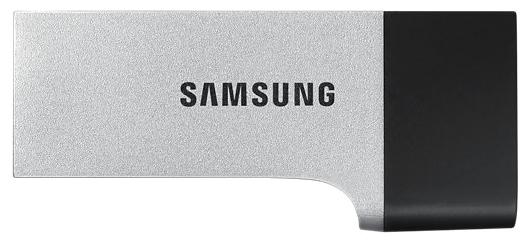 Samsung USB 3.0 Flash Drive DUO 64GB - (64 Гб; USB 3.0/microUSB; чтение 130 Мб/с)