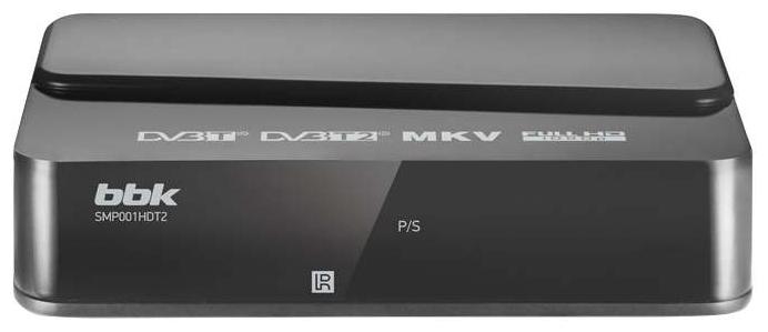 TV-тюнер BBK SMP001HDT2 dark grey